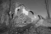 Ruiny Zakładów Wielkopiecowych w Bobrzy
