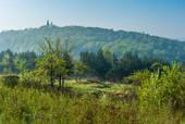 Wiosenny poranek z widokiem na Karczówkę