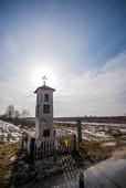 Kapliczka przy Daleszycach