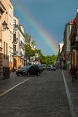 Kolorowa ulica Świętego Leonarda